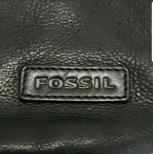Fossil Bags - Fossil Soft Leather Briefcase Attache Laptop Bag